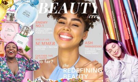 beauty/crew digital issue