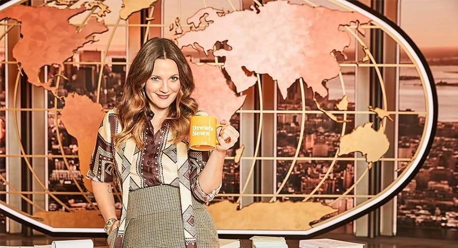 drew barrymore show