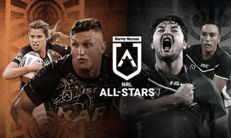 NRL All Stars game