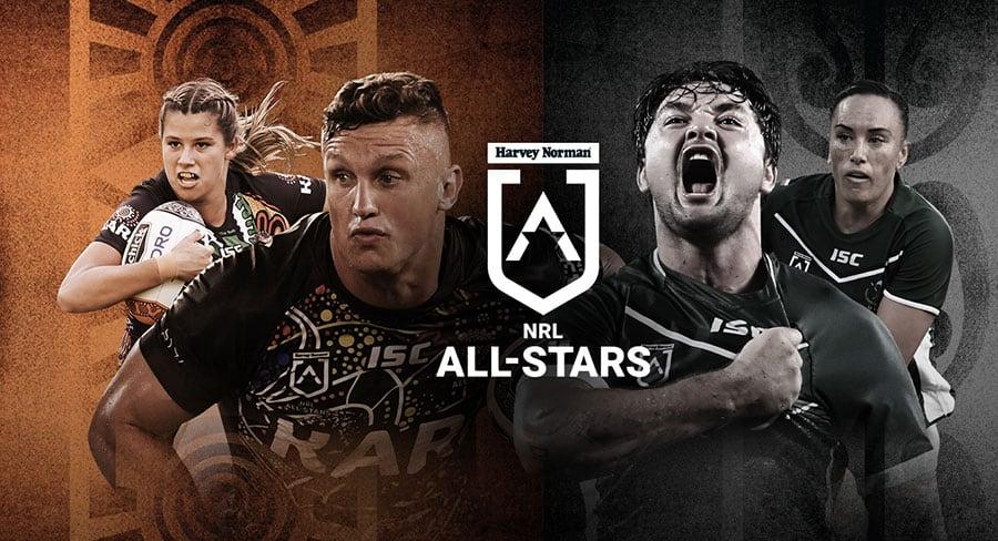 NRL All Stars game