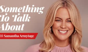 samantha armytage podcast