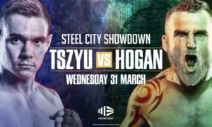 Tszyu Hogan fight