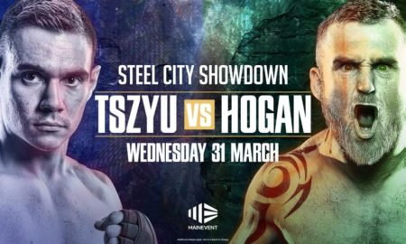 Tszyu Hogan fight