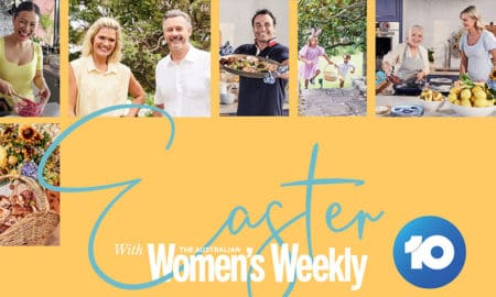 Easter with The Australian Women's Weekly